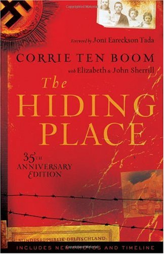 The book, The Hiding Place