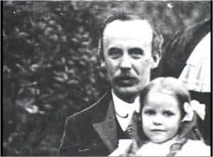 Titanic True Story: Preacher John Harper's Last Hours Remembered. John Harper and daughter Nana