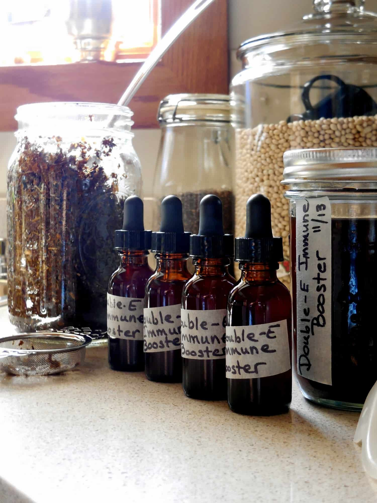 Tincture Making Directions: From Vanilla Extract To Medicinal Tinctures. Label your amber bottles and store out of the light in a cool place.