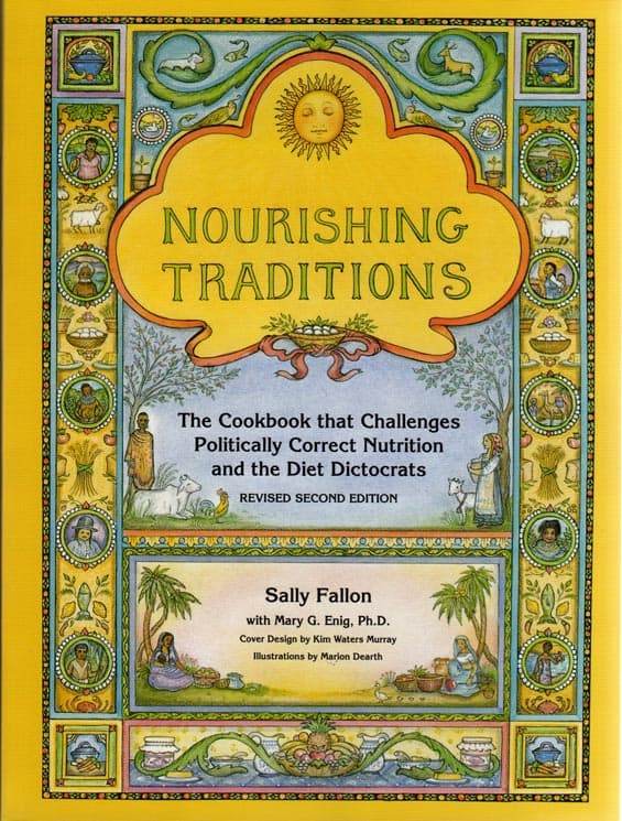Soaking Beans and Grains ~ ByeBye Phytic Acid and Beano. Nourishing Traditions book by Sally Fallon-Morell