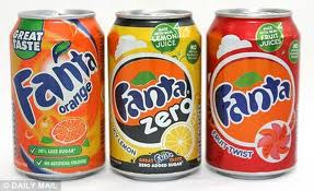 50+ Aspartame-Containing Products To Avoid. sugar-free, Fanta products, zero