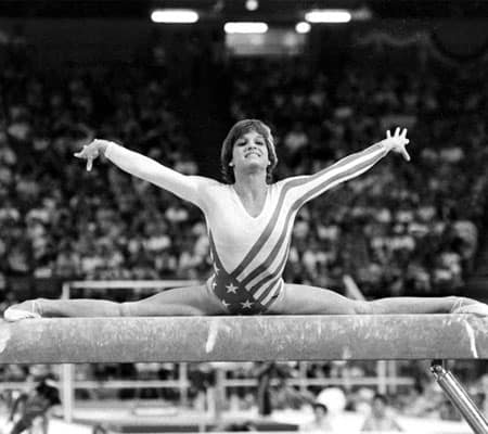 Why Have We Stopped Protecting Our Daughters?, Mary Lou Retton, gymnastics, perfect 10,