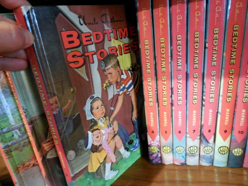 Character-Building Book Resources For Raising Boys, Arthur Maxwell's Bedtime Stories for Children