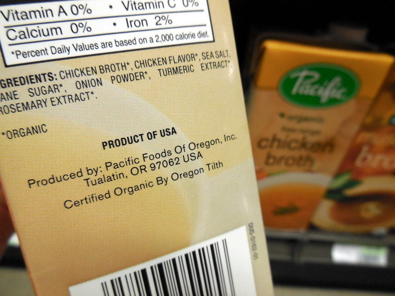 Addictive Flavors & How the Food Giants Have Us Hooked. Pacific Chicken Broth