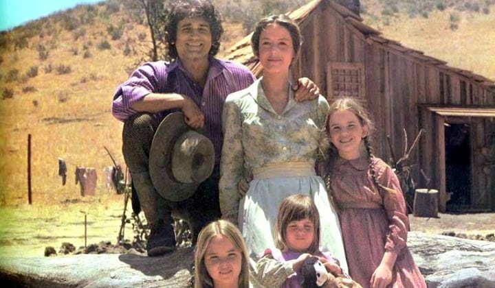'I Want A Man, Not A Mouse' by Nancy Campbell, Charles and Caroline Ingalls,