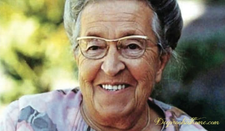 The Simple Yet Profound Wisdom of Corrie. Corrie ten Boom.