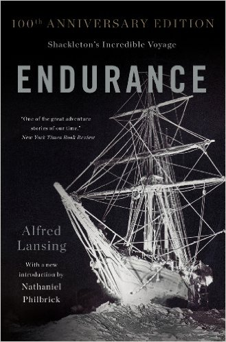 100+ Books To Fight Back the Culture: Preschool Thru Grade 12. Endurance, a book by Alfred Lansing about Ernest Shackleton