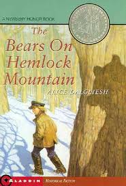 100+ Books To Fight Back the Culture: Preschool Thru Grade 12. The Bears on Hemlock Mountain, by Alice Dalgliesh
