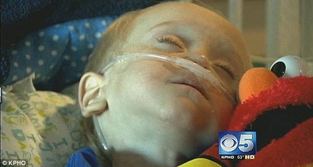 Parents: One Little Disc-Like Button Battery Can Kill Your Child. Emmett in ICU
