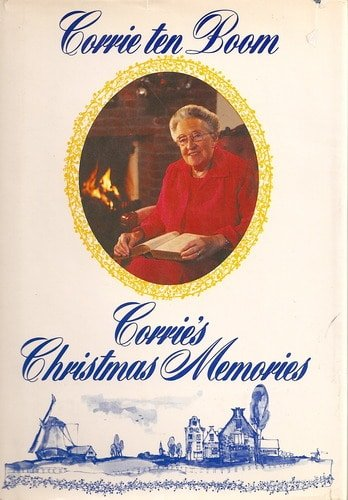 Corrie's Christmas Memories book