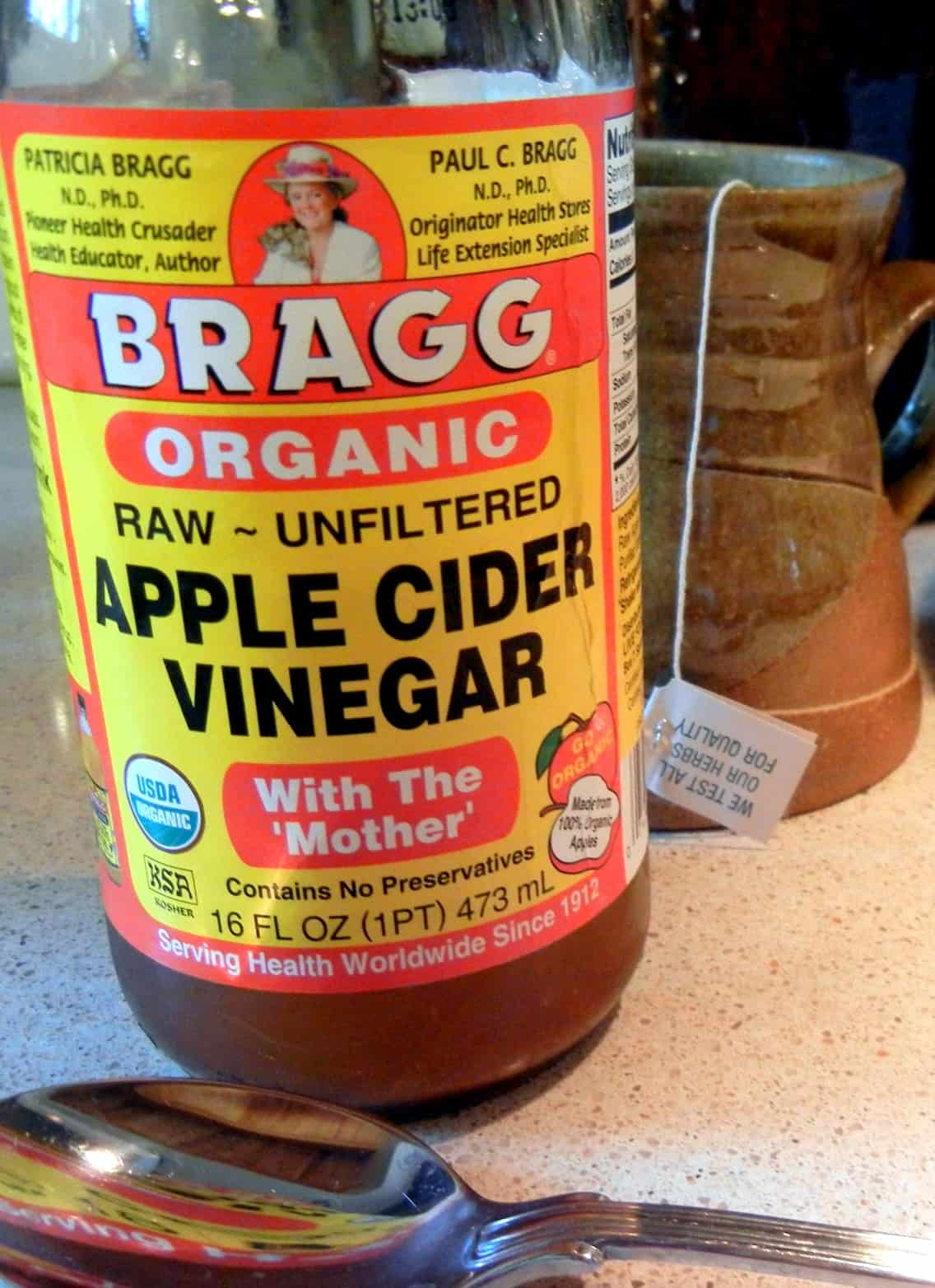 No Side-Effect Cough Remedy ~ Very Effective & Homemade, Apple cider vinegar