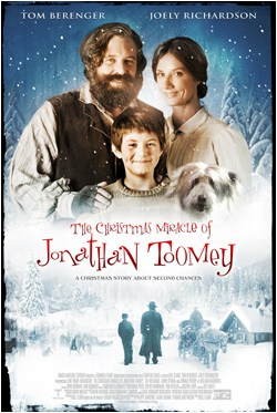 22 of the Best Classic Christmas Films For Families. The Christmas Miracle of Jonathan Toomey, family movie