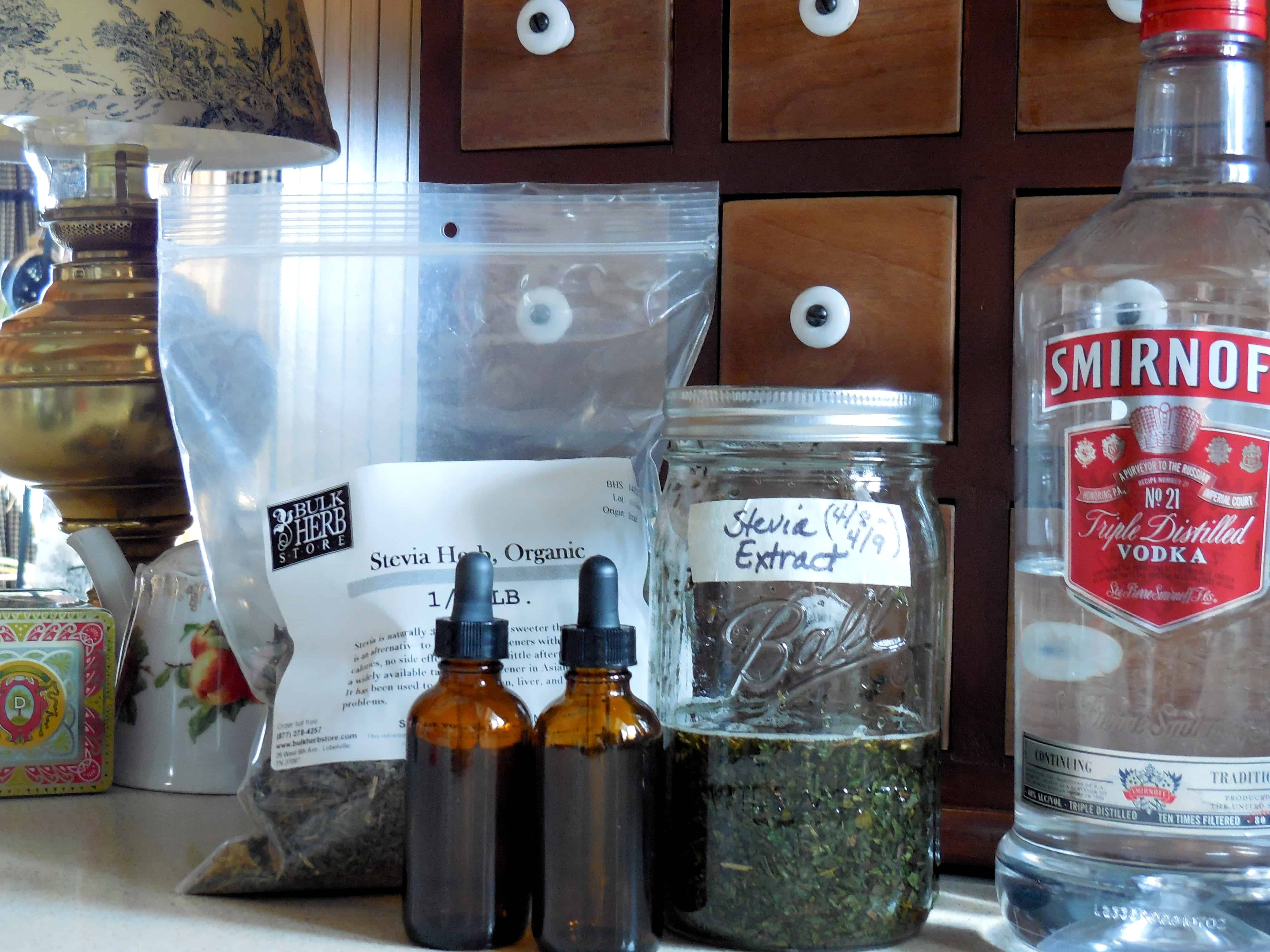 Making Dry Herbal Extracts At Home