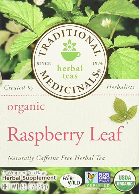TM Raspberry leaf tea
