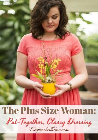 The plus size woman put together attractive feminine dressing the plus size woman put together attractive feminine dressing a beautiful fandeluxe Image collections