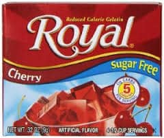50+ Aspartame-Containing Products To Avoid. Royal jello, sugar-free