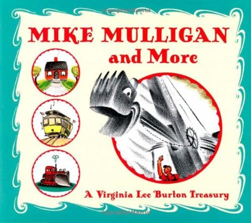Virginia Lee Burton, Fabulous Children's Books Author. Mike Mulligan and More