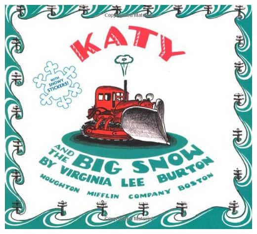 Virginia Lee Burton, Fabulous Children's Books Author. Katie and the Big Snow
