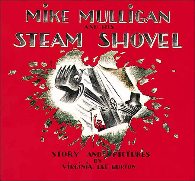Virginia Lee Burton, Fabulous Children's Books Author. Mike Mulligan and His Steam Engine