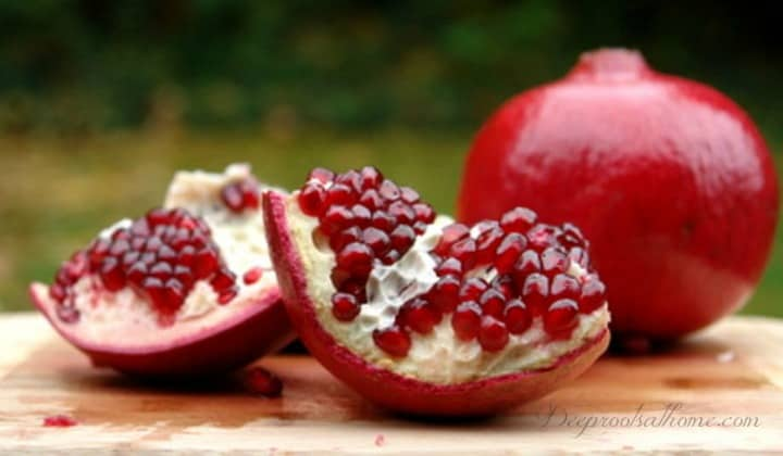 pomegranate juice
