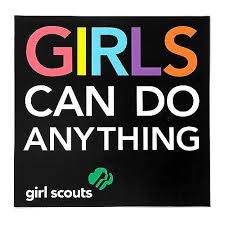 Girl Scouts ad