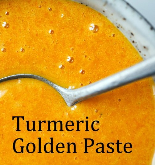 How To Make {& Use} Highly Bioavailable Turmeric Golden Paste, turmeric golden paste