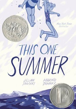 the cover of This One Summer