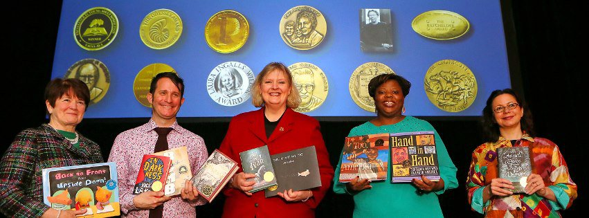 Books Unhealthy For Children {Recent Newbery, Caldecott & YA}, a group from the American Library Association presenting winners of new YA books