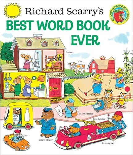 Best Word Book Ever, book
