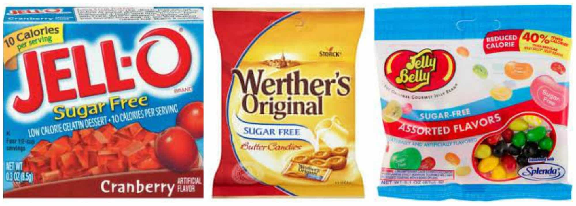 Kids Vitamins & 50 Aspartame-Containing Products to Leave On