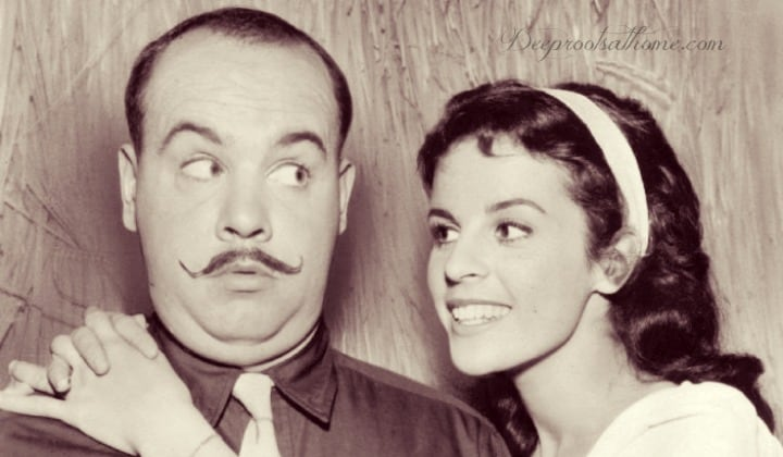 What To Do When Your Husband Won't Plan A Date Night. Claudine Longet and Tim Conway