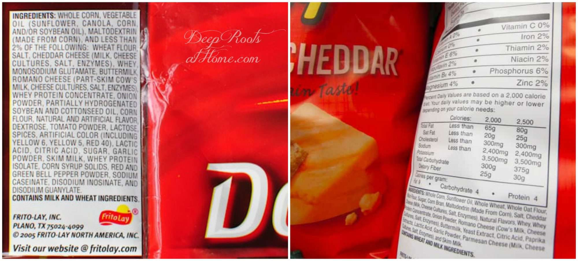 Addictive Flavors & How the Food Giants Have Us Hooked. Sun chips and Doritos