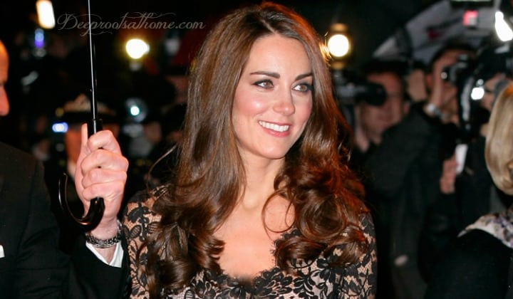 30 Identifying Marks Of A Modern Lady, Duchess of Cambridge, Kate Middleton.