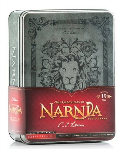 audiobook of The Chronicles of Narnia by CS Lewis