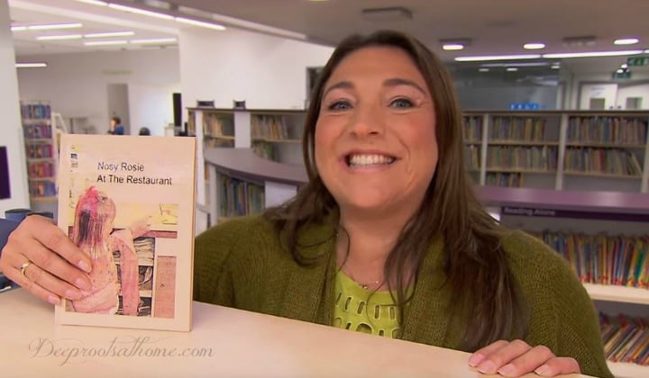 SuperNanny Says Give Them Living Books & 10 Minutes of Your Time
