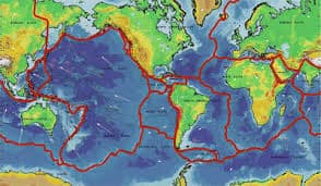 Impressive Precision By A Creator Makes Earth Home To Humans. Where are the tectonic plates on the earth?
