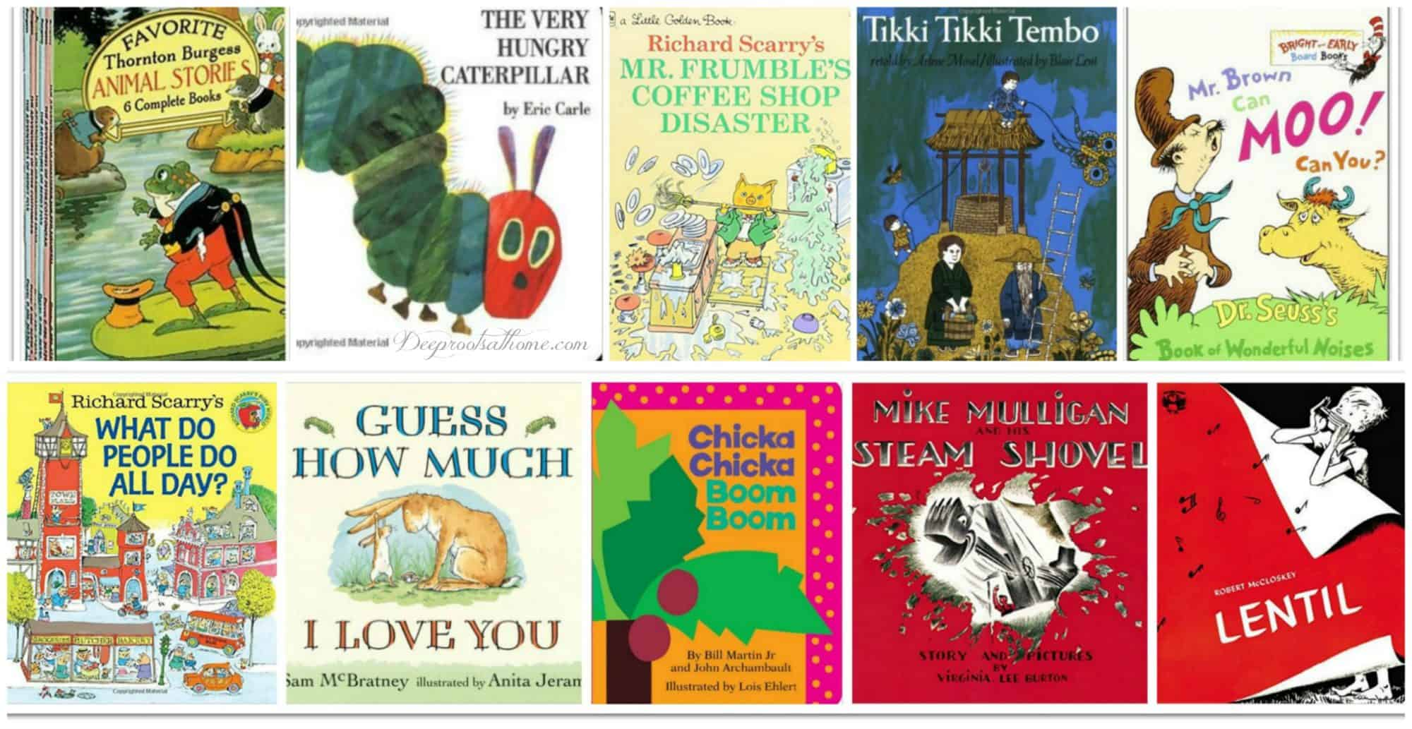 Reading Joy: 75 Of The Best Young Children's Books Of All Time