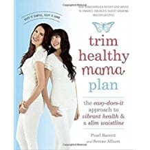 Trim Healthy Mama vs American Heart Association On Coconut Oil, Trim Healthy Mama Plan book cover