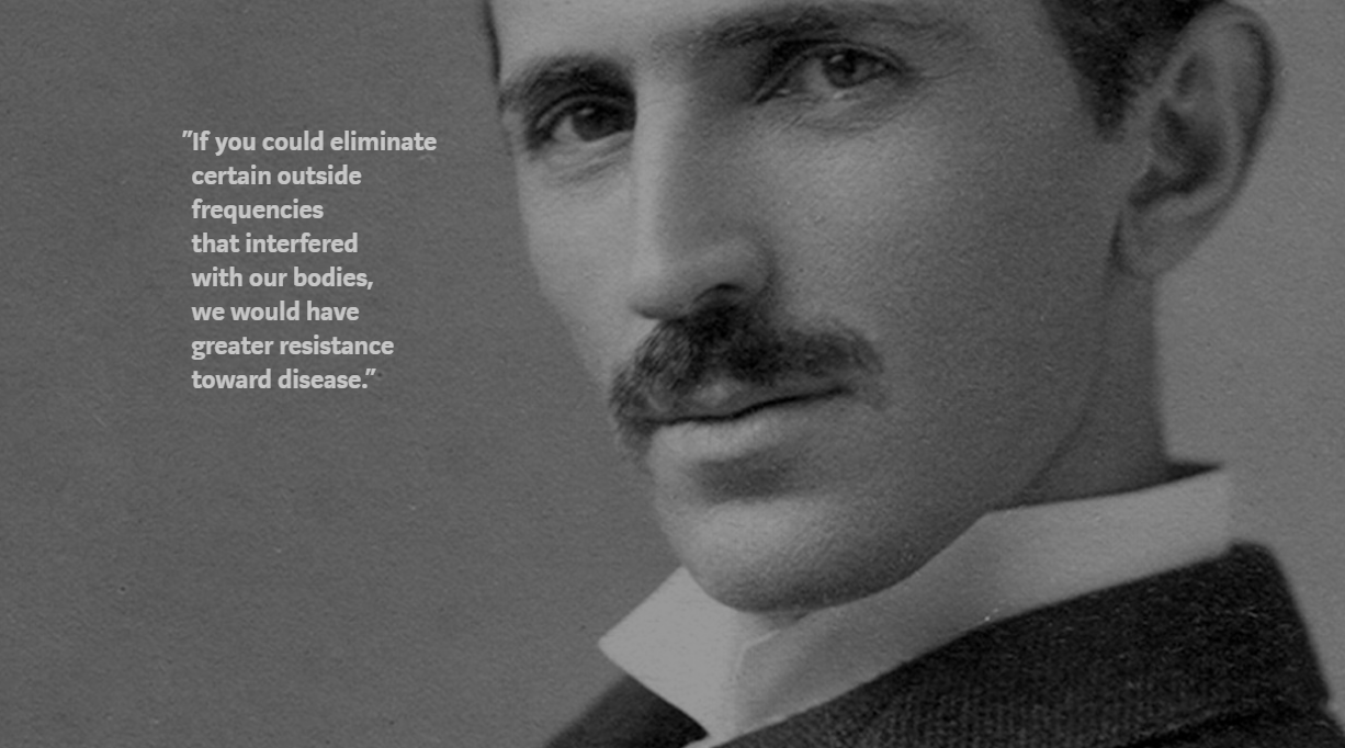 Frequency of Life: Royal Rife, Nikola Tesla & Lessons We Can Learn. Nikola Tesla