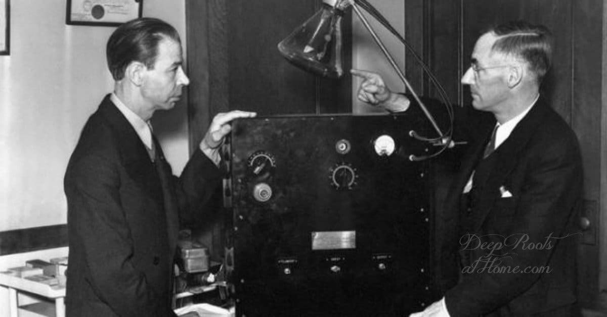 Frequency of Life: Royal Rife, Nikola Tesla & Lessons We Can Learn. Showing his machine to medical leaders