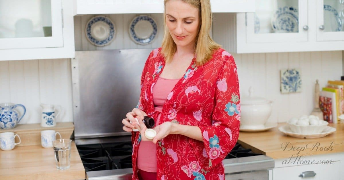 Is Folic Acid In Your Prenatal Making You & Baby Sick? pregnant woman