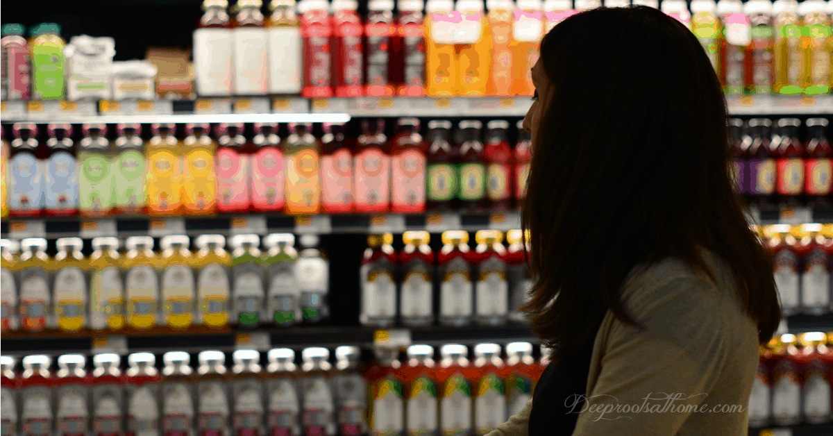 Scrambling to Stay Rich: The Sneaky Names for High Fructose Corn Syrup. grocery shopping