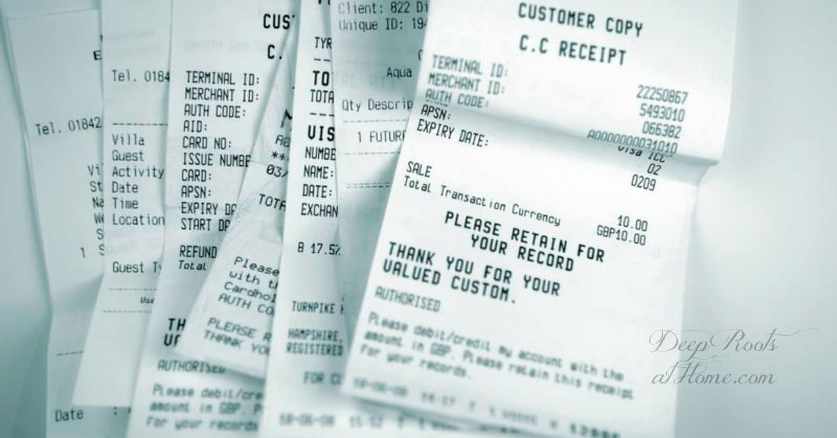 Gettin' Under Our Skin: BPS & BPA on Printed Register Receipts. receipts