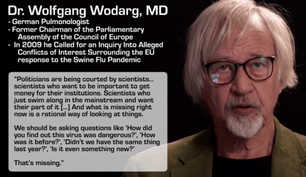 Dr. Wolfgang Wodarg, MD