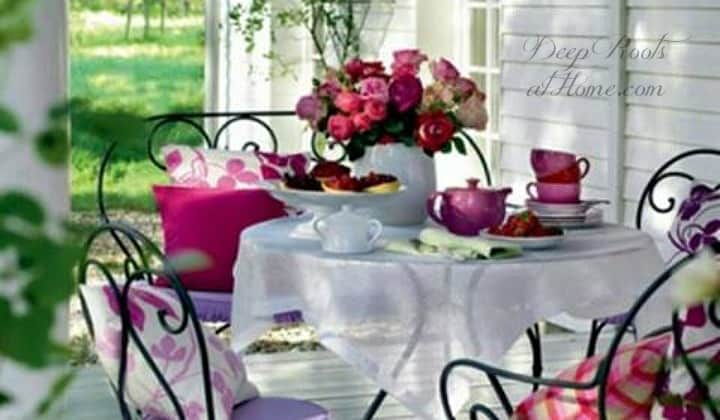 Friends, Readers, What Topics Do You Want From an Online Mentor? pretty table setting for guests