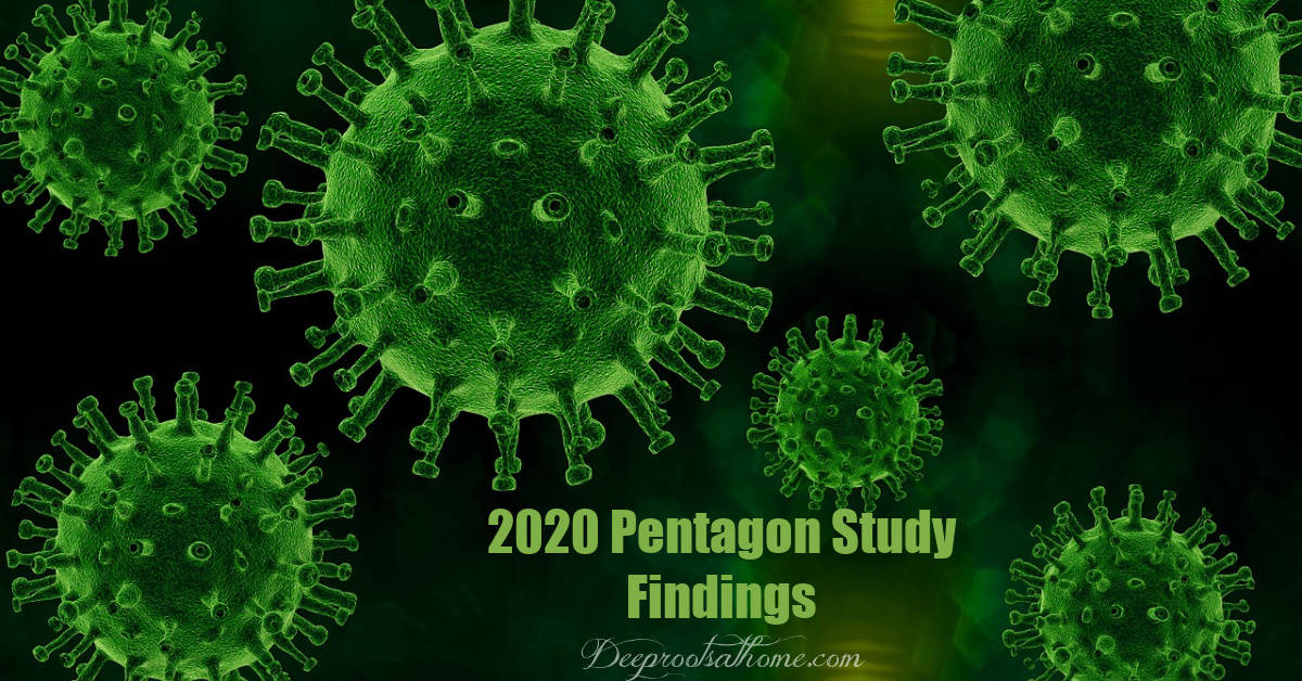 Pentagon Study Says 1 Thing Increases Risk of Covid by 36%